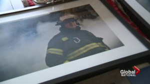 Firefighter who advocated organ donation fulfills own wish to donate
