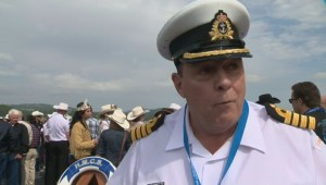 Interview: Peter Bissonnette, Honorary Captain Royal Canadian Navy