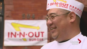 In-N-Out Burger pop-up store comes to Toronto