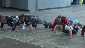 22-Push-Up Challenge for PTSD comes to Halifax