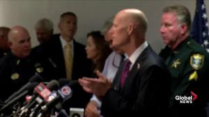Florida governor praises work of law enforcement following Fort Myers shooting
