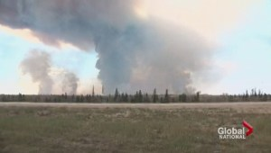 State of emergency, evacuations as wildfire burns near Fort McMurray