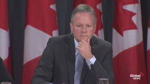 Risk that housing market may be overvalued: Bank of Canada