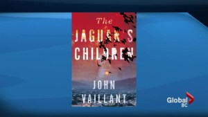 John Vaillant's new novel 'The Jaguar's Children'