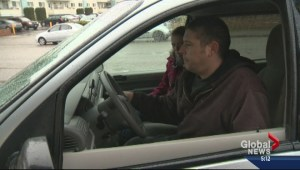"""The best Christmas present"": two needy families given vehicles"