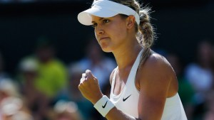 Canadian Eugenie Bouchard makes history, will play in Wimbledon final