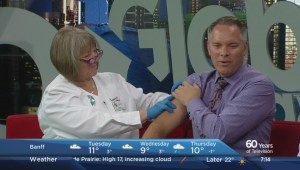 Flu shots now available in Alberta