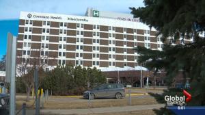 Alberta hospital spending