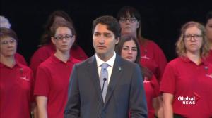 Let us never forget the bravery and fortitude shown by the Royal Newfoundland Regiment: Trudeau on Battle of the Somme