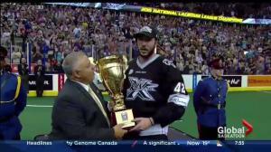 National Lacrosse League comes to Saskatoon