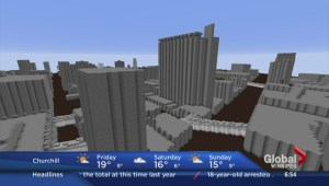 Minecraft Lounge helps Winnipeggers create a virtual downtown