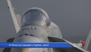 Feds could abandon F-35 fighter jet plan