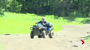 ATV enthusiasts support push for helmet law