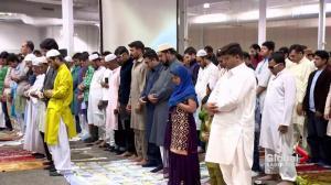 Eid celebration draws thousands to Saskatoon's Prairieland Park