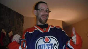 Oilers Rob Klinkhammer gives dying fan amazing gift
