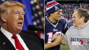 Super Bowl 51 turns political
