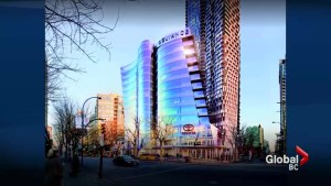 Pattison unveils plans to build Vancouver's tallest residential tower