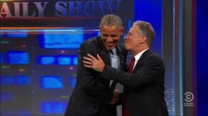 Obama appears on Daily Show as president for final time, talks Iran nuclear deal