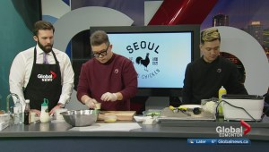 In the kitchen with Seoul Fried Chicken