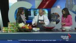 CHEF: David Flegel, Hyatt Regency Hotel Calgary Executive Chef/Shawna Ogston, Calgary Food Bank
