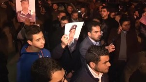 Public demonstrations in Jordan for release of pilot