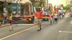 River of Pride rolls through Moncton's Main Street