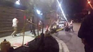 Police investigating violent brawl in Vernon