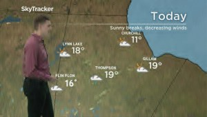 Winnipeggers can expect a sunny weekend ahead
