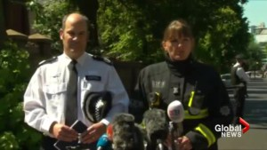 Death toll from London apartment fire rises to 17