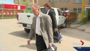 Douglas Hales' defense waits for a judicial ruling in his first degree murder trial