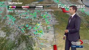 Edmonton Weather Forecast: Aug. 15