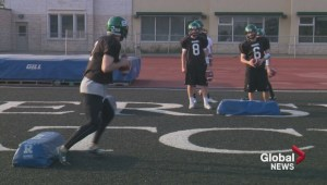 Siemens projected to be the Saskatchewan Huskies starting QB