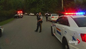 Large emergency response in Chilliwack