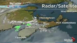 Global News Morning Forecast: March 22