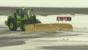 Heavy snowfall creates difficulties in the Okanagan