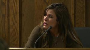 Widow of 'American Sniper' gives emotional testimony at trial of his killer