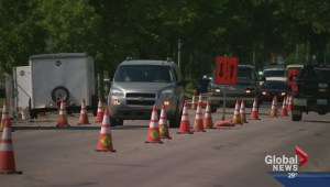 Road construction season not wearing on drivers