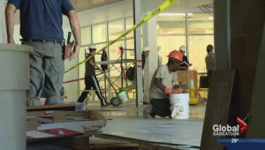 School construction delays mean different learning environments for students