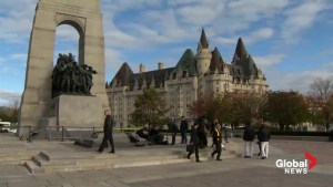 Morning of terror in Canada's capital