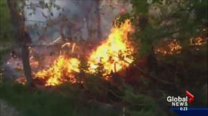 String of Edmonton fires has officials urging caution