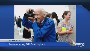 Bill Cunningham has died
