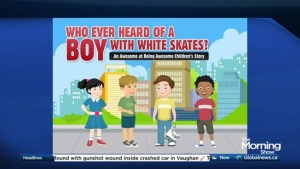 Who Ever Heard of a Boy With White Skates?