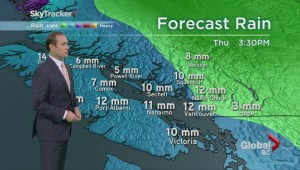 BC Evening Weather Forecast: Oct 7