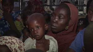 Nigerian military rescues nearly 300 women, children from Boko Haram