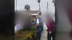 Off-duty LAPD officer's weapon discharge leads to outrage, protests