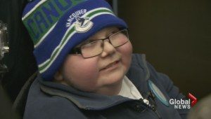 Wish for Terrace teen takes a surprising turn
