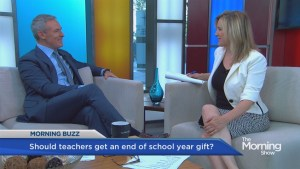 Are you buying your kids' teacher a gift?