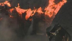 White Rock condo fire deemed suspicious