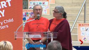 Elder shares deeply personal experience with residential schools on Orange Shirt Day