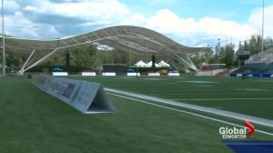 SMS Equipment Stadium opens in Fort McMurray
